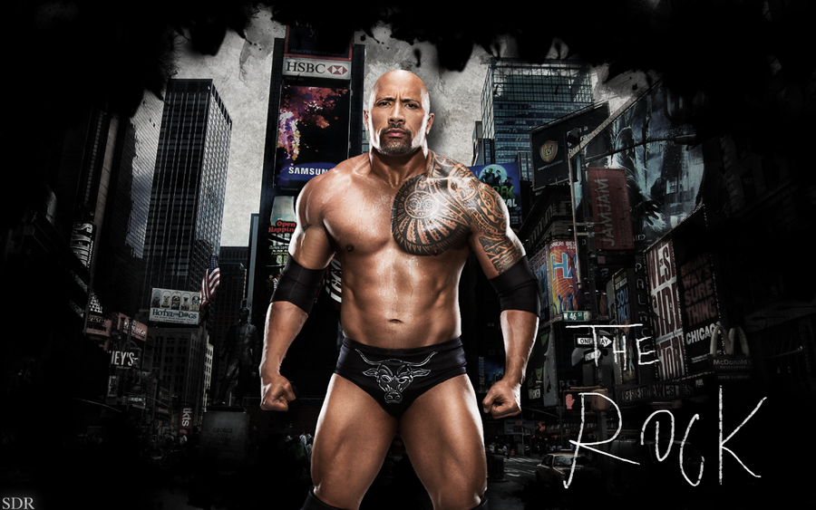 The Rock Wallpaper By XSundoesntrisex