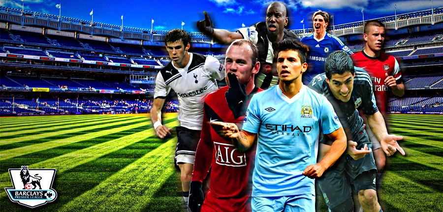 Barclays Premier League 2012/13 By XSundoesntrisex On
