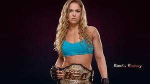 Ronda Rousey Wallpaper 2014