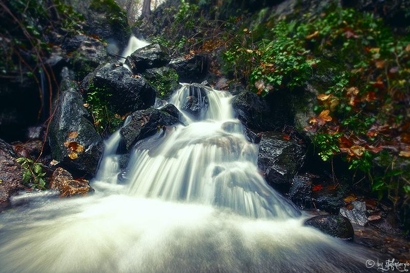 little waterfall by stefansergio