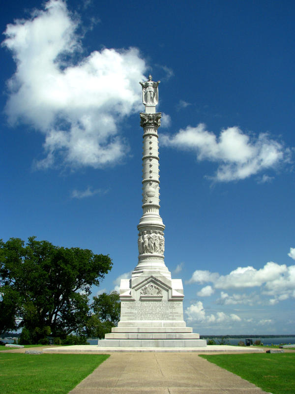 Yorktown Monument 2 by Night-Maiden