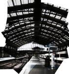 Station BriseCoeur, Terminus by xportebois