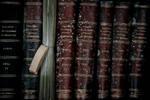 Hidden among the books by xportebois
