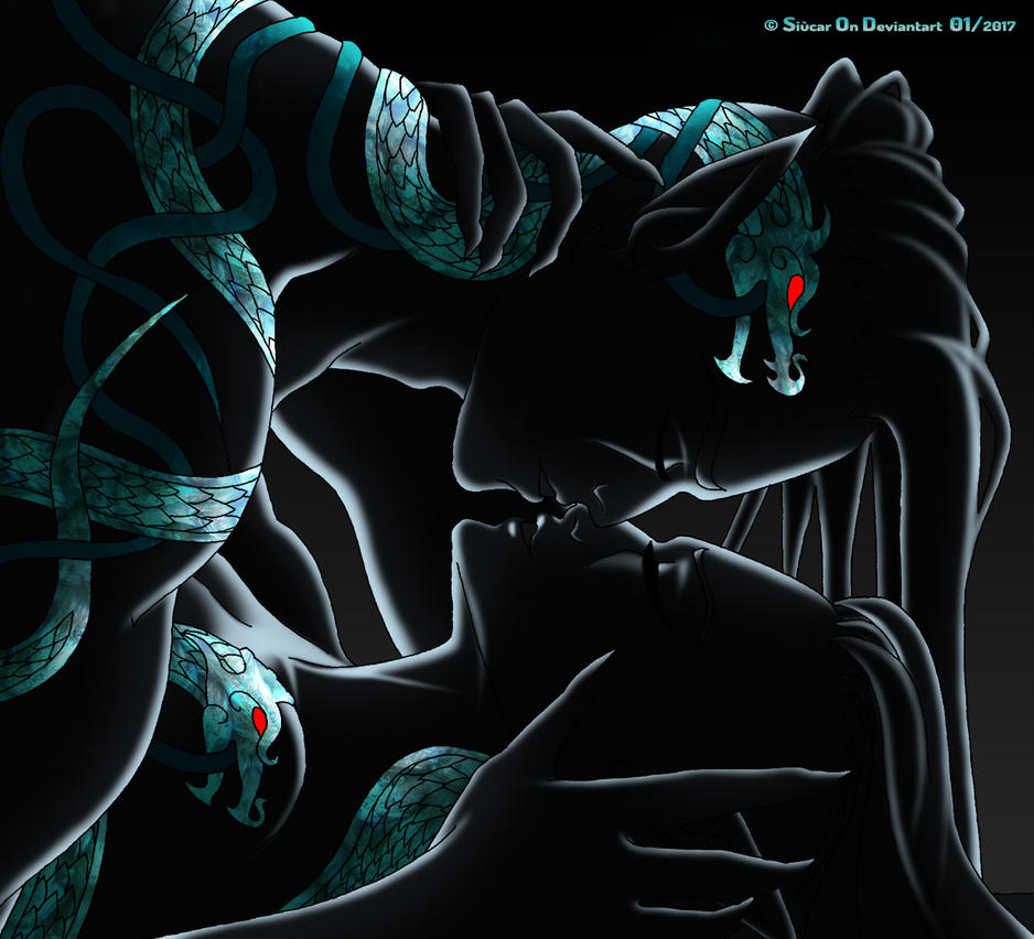 Dragon's Eyes - STEP 2 by SIUCAR