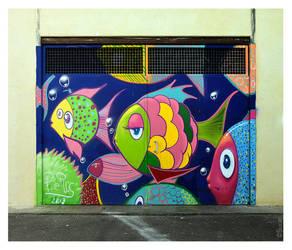 Fish Tank - Pt I by SIUCAR