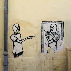 Miroir Mon Beau Miroir - Pt II by SIUCAR