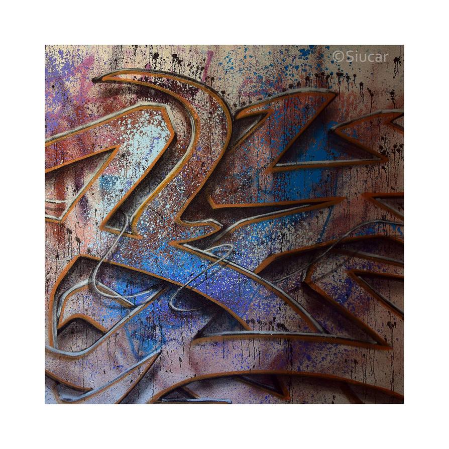 Life In Blue - Pt II by SIUCAR