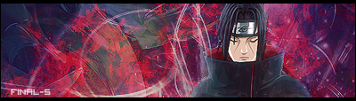 Itachi by final-S
