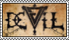J Devil stamp by GLaDOS-Woody