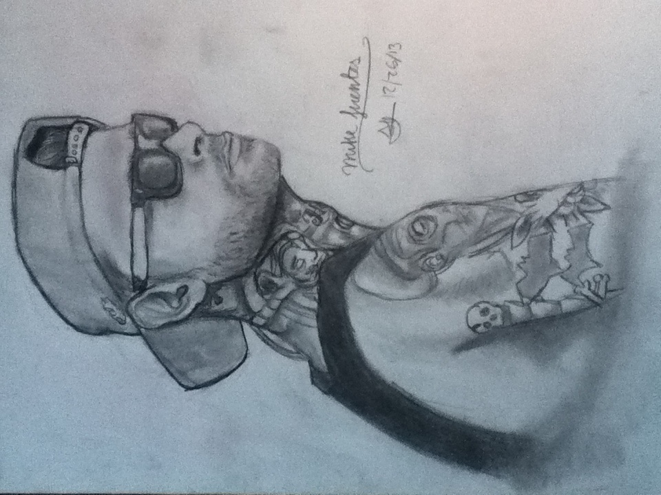 Mike Fuentes by Killjoy-Sk