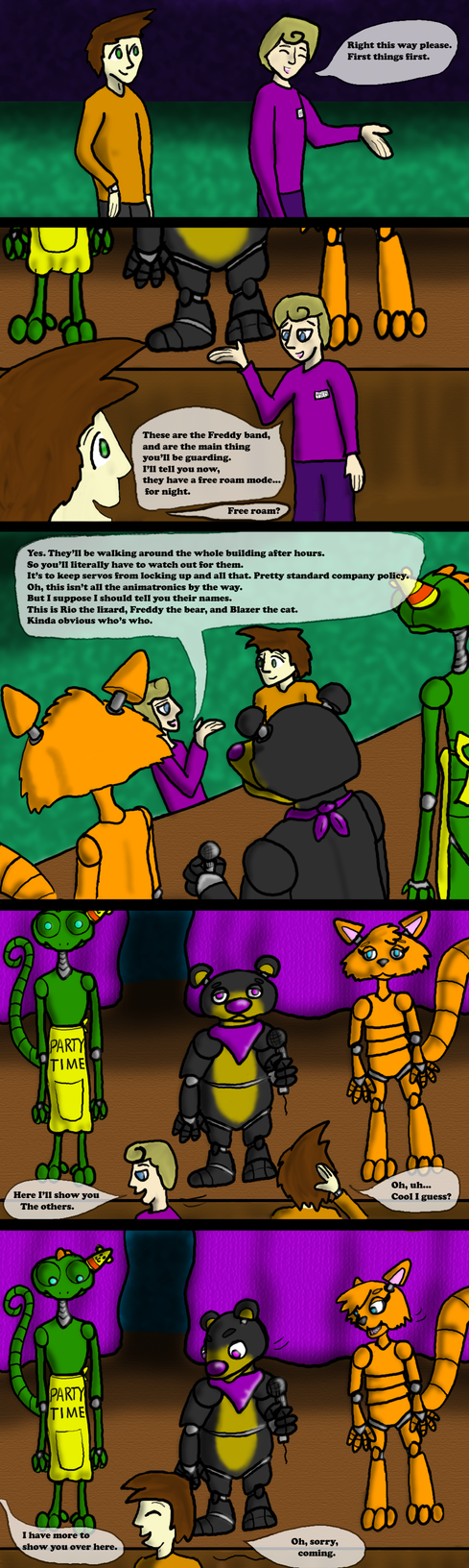The Others - Defective - Page 2 by SparrowWrightheart