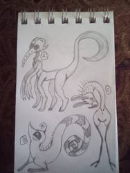 OTA doodle adopts (Sold)