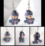 Eeyore Earrings