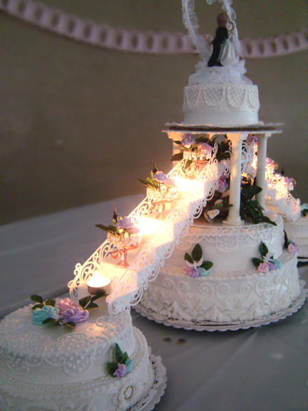 Wedding Cake Wallpaper