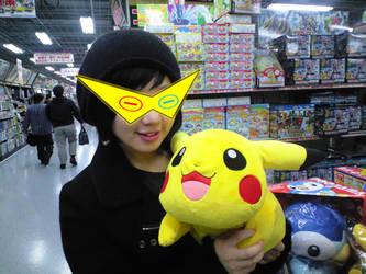 Sang-hee - Lazer Shades Yellow by Hive-GF