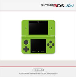 3DS Joy by Hive-GF