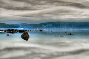 Saguenay River - Quebec by Pi-Unresolved