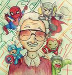 Legendary Stan lee