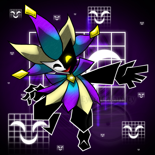 how you are being tested Dimentio_by_Machaphasesix