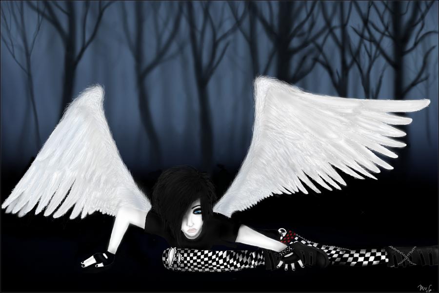 Fallen emo angel by bielalabka on deviantart fallen emo angel by bielalabka thecheapjerseys Image collections
