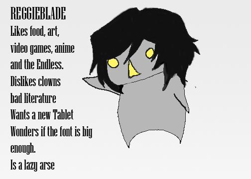 ReggieBlade's Profile Picture