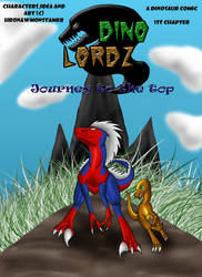 Dino Lordz 1st cover by HronawmonsTamer