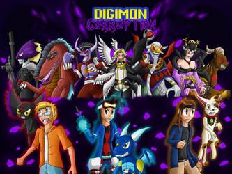 Digimon Corruption by HronawmonsTamer