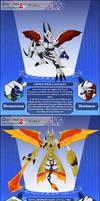 DXT2: Dragon Soul Huckmon Xrosses
