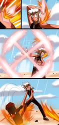 SU: Weapon summon! by HronawmonsTamer