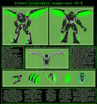 Z-Parasites: Juggernaut V 2.0 by HronawmonsTamer
