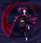 Comm/KNY: Hidden in blood by HronawmonsTamer