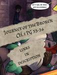 Journey of the Broken Pg.35-36 by HronawmonsTamer