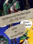 Journey of the Broken Pg.50-51 by HronawmonsTamer