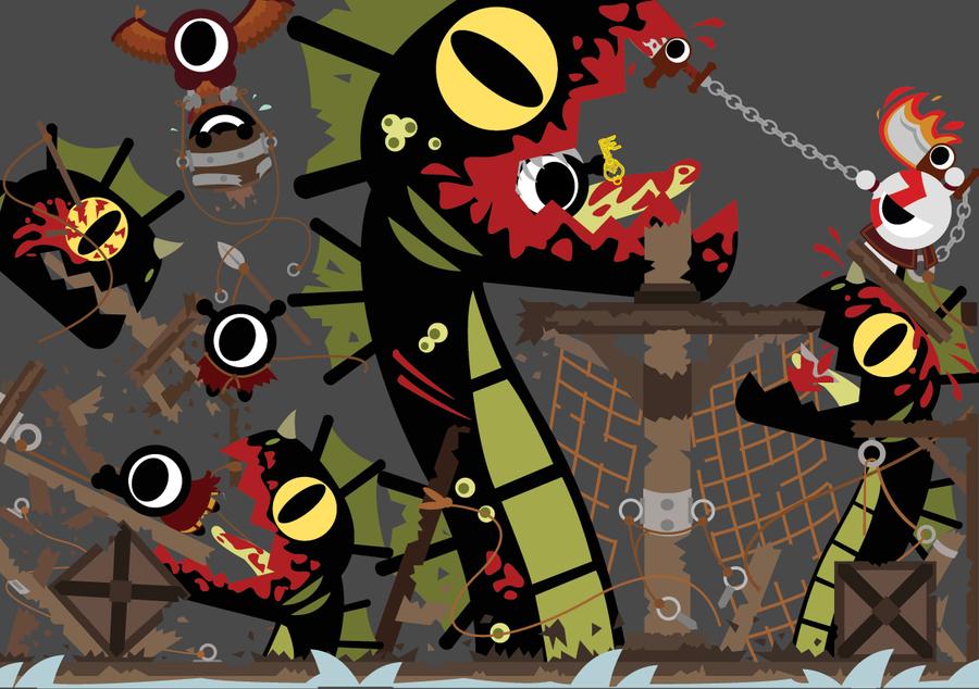 Hydra Battle Update 2.0 by InkomingVirus