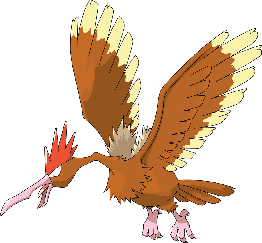 Fearow Images