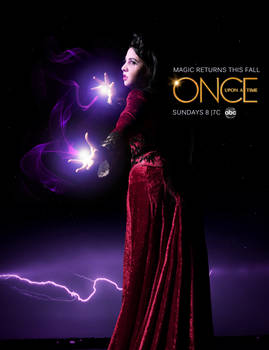 The Evil Queen Cosplay
