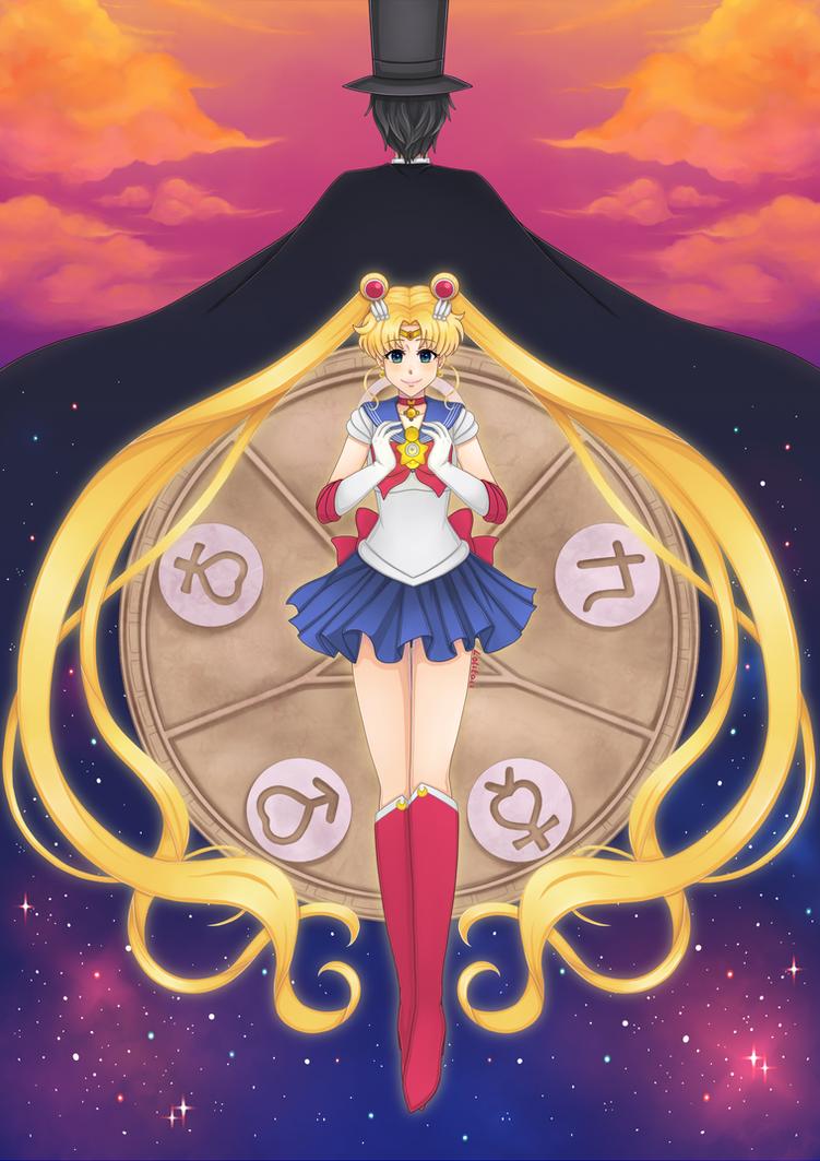 Moonlight Legend by lolitaii