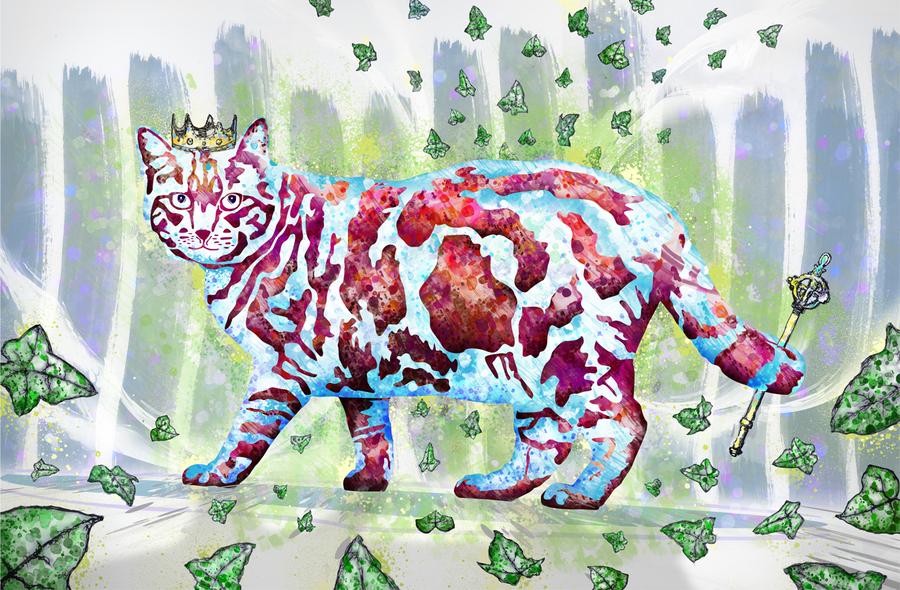 Top Cat by Mewtw0