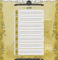 Reliquia Botequim - Agenda by rqon