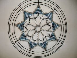 Nautical Wall Hanging by gnomeofmaille