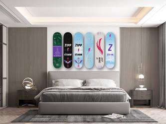 Zipp Storm Skateboard Decks