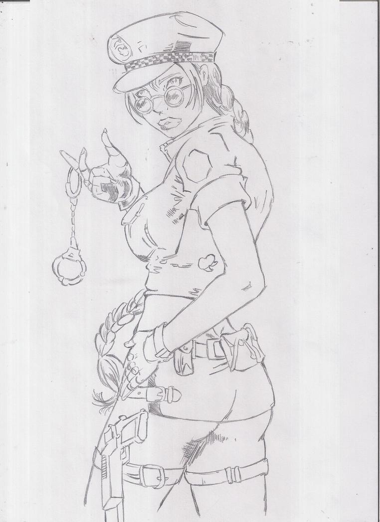 Lara Croft by DiAbreu by italoabreu