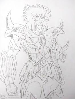 Orfeu Saint Seiya