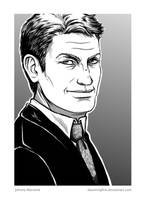 Dresden Files, Johnny Marcone by dauntingfire