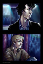 Sherlock: The Great Game by dauntingfire