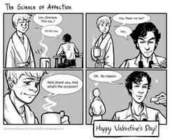 Sherlock: Science of Affection