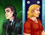 Thor + Loki
