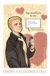 Sod it.  Sherlock VDAY Card
