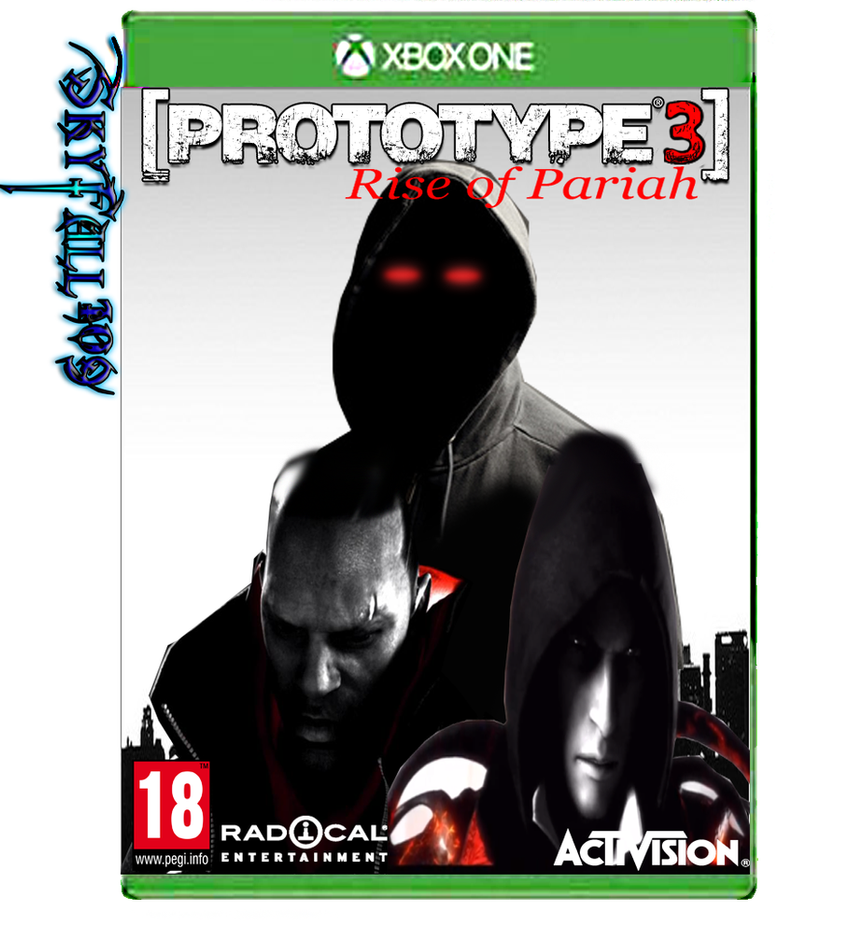 [Prototype 3] Rise of Pariah (Fan Made) by SkyFall109 on ...
