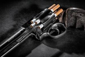 Smoking kills 2 by lichtschrijver